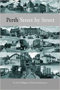 Perth Street by Street Tippermuir Books 2